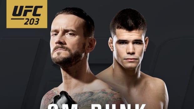 CM Punk UFC Debut