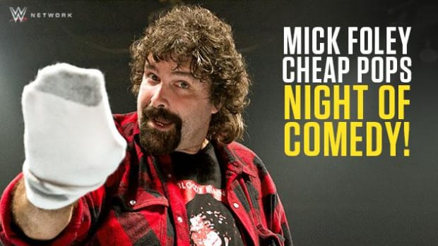 Mick Foley 2015
