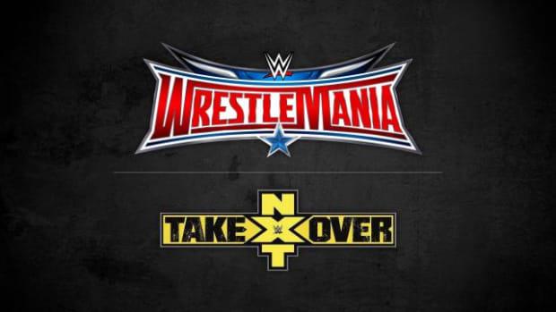 Wrestlemania 32 NXT TakeOver