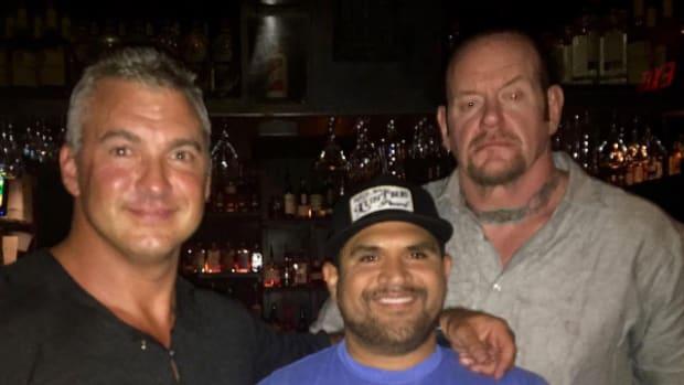 Shane McMahon & Undertaker
