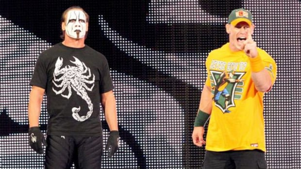 Sting & John Cena