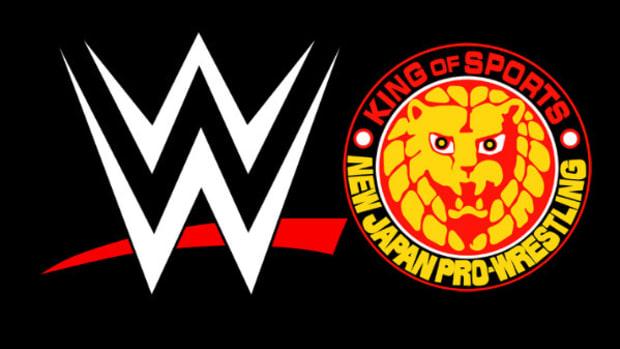 WWE NJPW