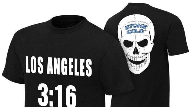 Steve Austin LA shirt