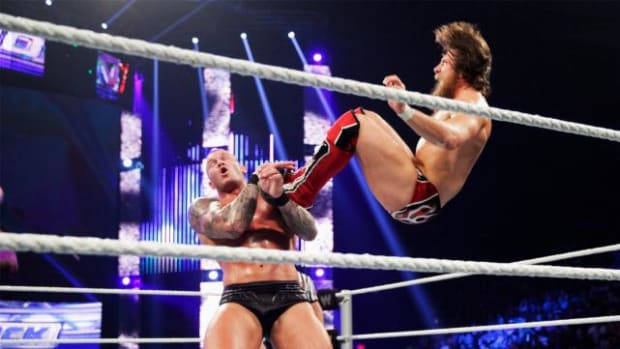 Randy Orton vs. Daniel Bryan