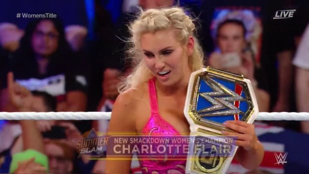 Charlotte new champion