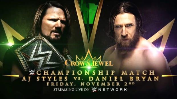 Bryan vs AJ