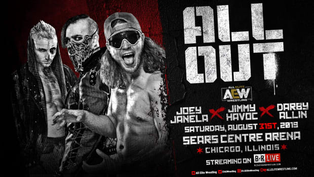 Janela vs Allin vs Havock
