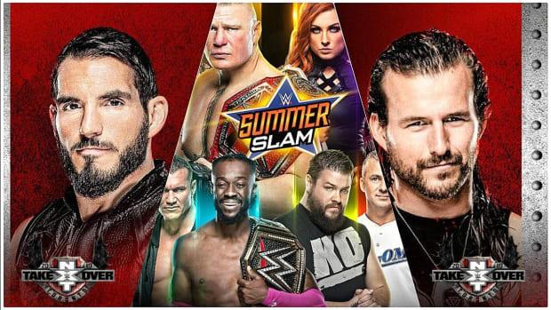 Summerslam NXT