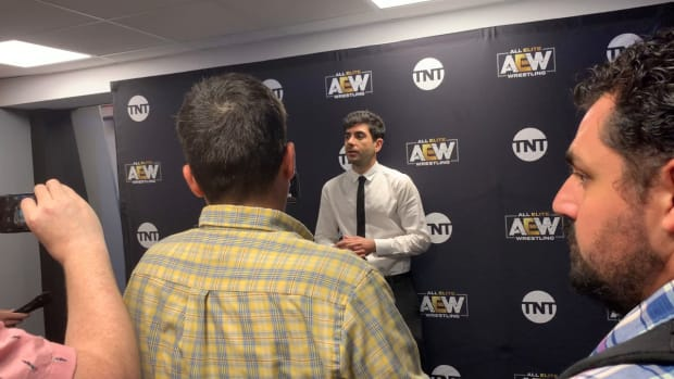Tony Khan On The Possibility Of A Studio Show For AEW