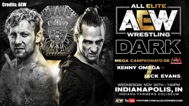 Kenny vs Jack Evans
