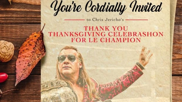 AEW Thanksgiving