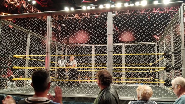 NXT Cage