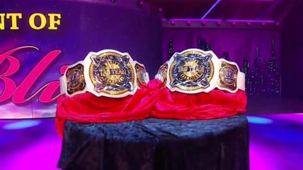 Women's Tag Titles