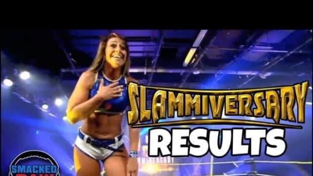 Slammiversary Results