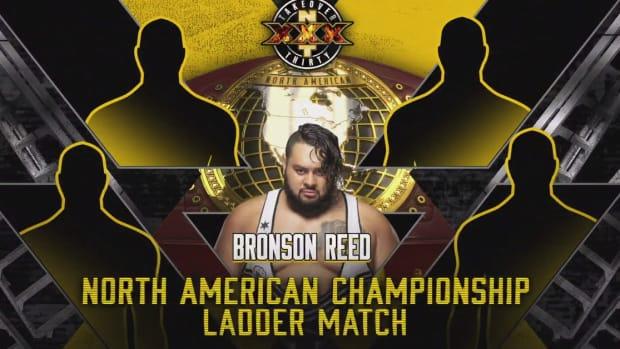 NXT LADDER MATCH