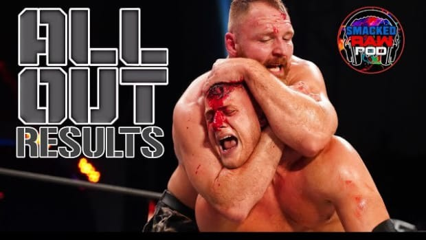 AEW ALL OUT RECAP