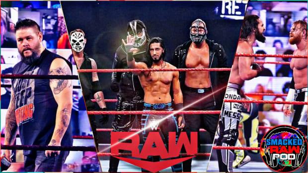 RAW Recap 10.5