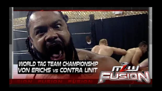 MLW FUSION 113
