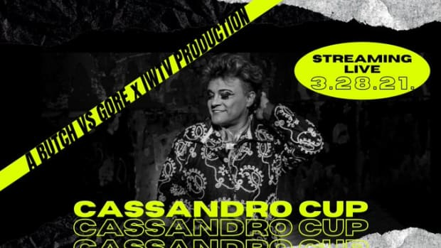 cassandro cup