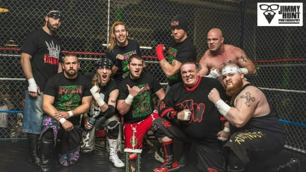 masters of pain roster