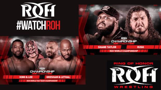 ROH TV 493