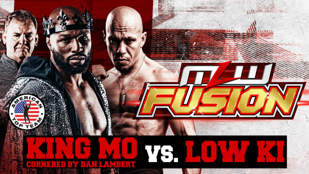 Low Ki vs. King Mo