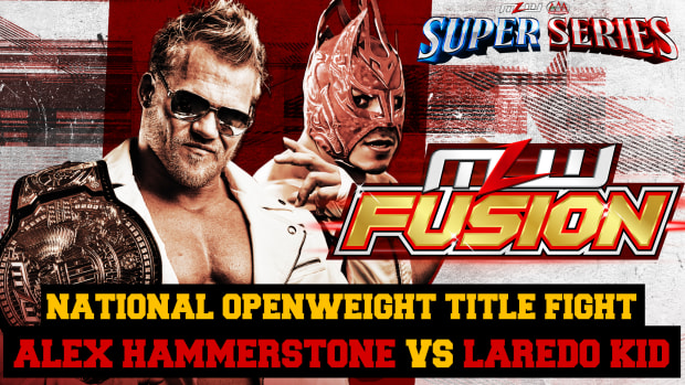 National Openweight Title Fight