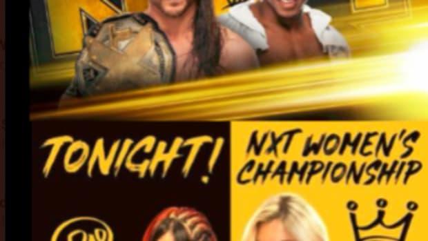 NXT May 6