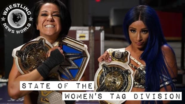 The State of the WWE Women's Tag Team Division