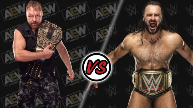 AEW vs WWE 2
