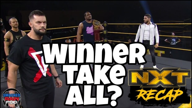 NXT Winner Takes ALl