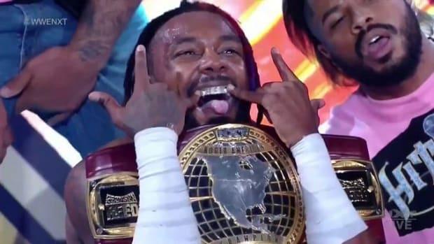 swerve scott North American Champion