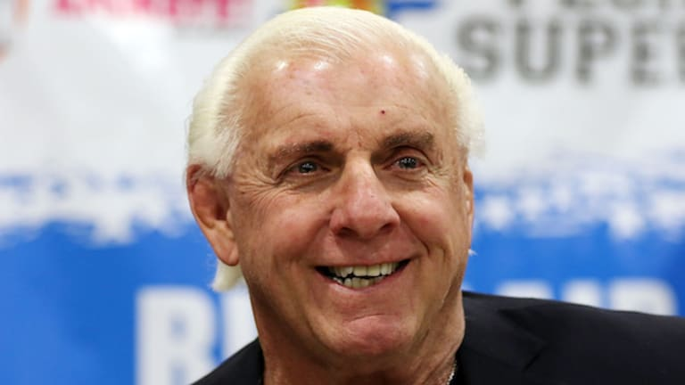 Updated: Ric Flair Hospitalized, Possibly Not as Serious As First Suspected