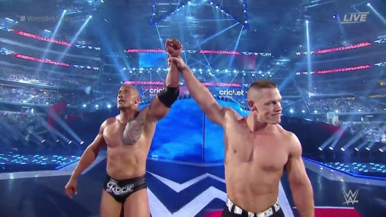 "John Cena Addresses Hypocritical ""Movie Star"" Comments Regarding The Rock"