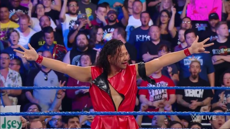 *SPOILERS* WWE Smackdown Live Taping Results for Christmas Day (12.18.18)