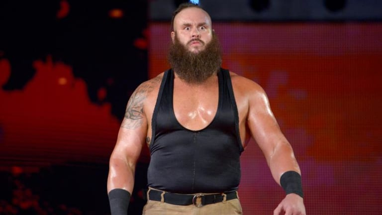 Braun Strowman Out For Surgery