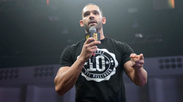 Tye Dillinger Requests His Release From WWE