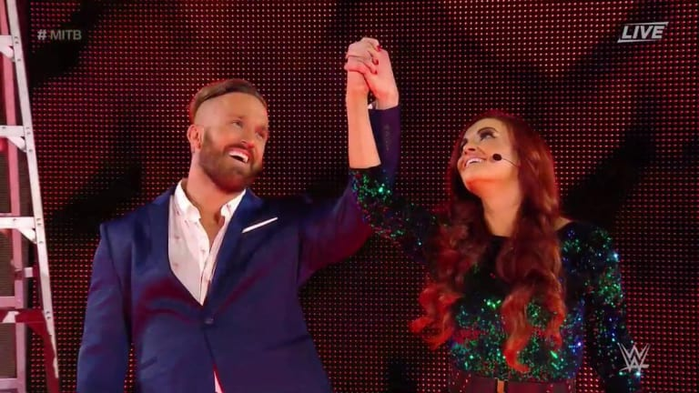 Maria Kills Rumour About Her and Mike Kanellis