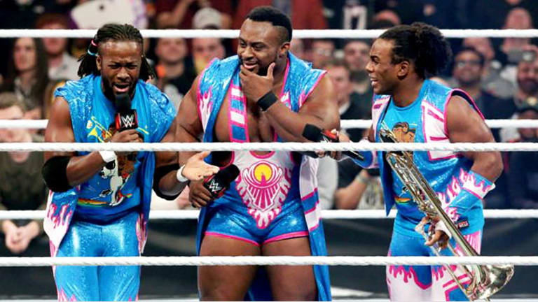 The New Day TV Special Draws Around 500K Viewers