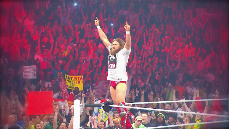 Daniel Bryan On The Success Of Cody, The Bucks, Omega And ALL IN