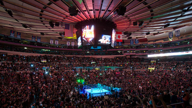WWE Heading Back To MSG In September For Raw And Smackdown