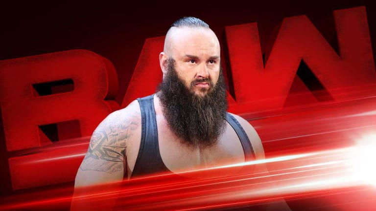 Braun Strowman Removed From Royal Rumble Title Match
