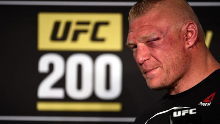 Brock Lesnar Retiring From UFC And MMA?