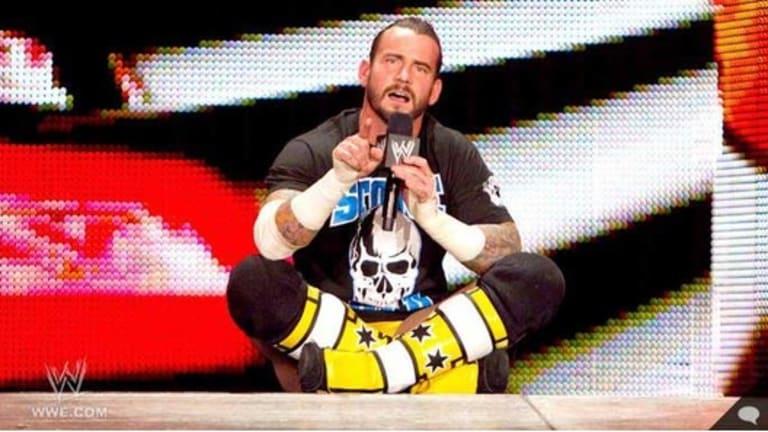 CM Punk Returning To WWE Television