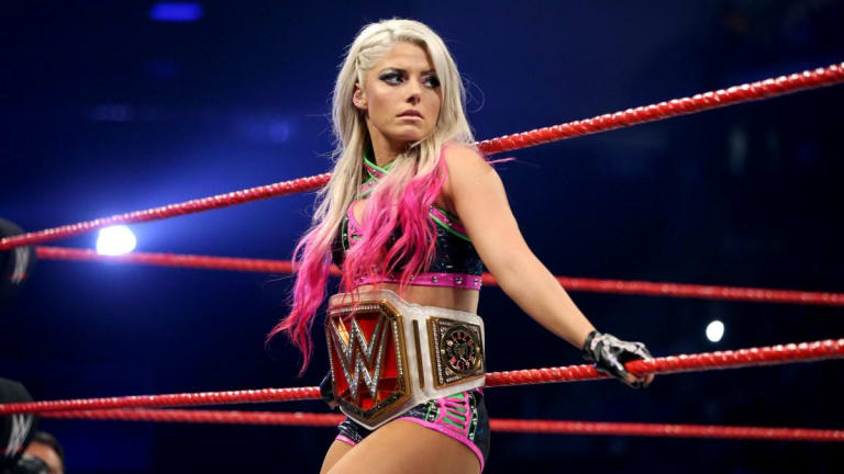 Alexa Bliss Officially Returning To The Ring, Will Be In Women's Royal Rumble Match