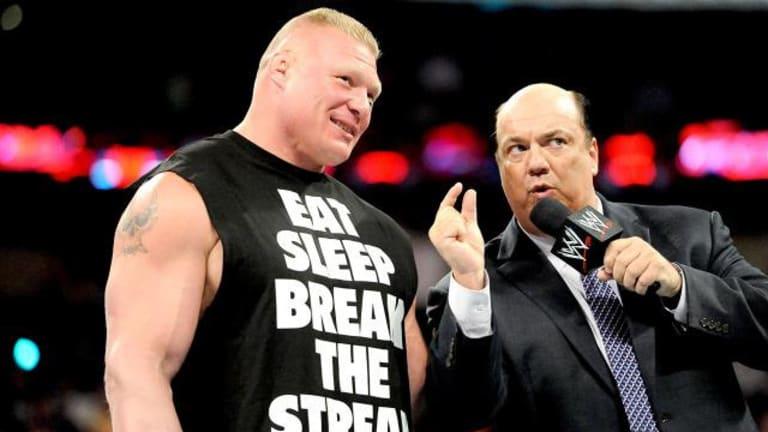 Brock Lesnar's WWE Status