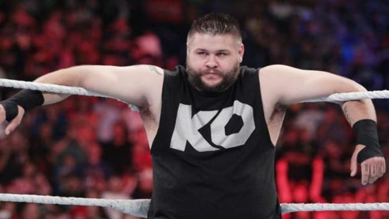 WWE Confirms Kevin Owens' Storyline Injury