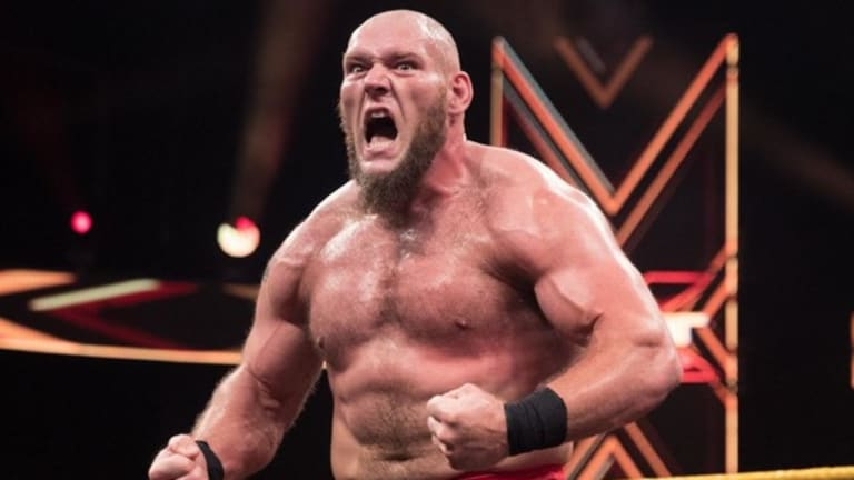 Big E Responds To Lars Sullivan's Past Racial And Non PC Comments