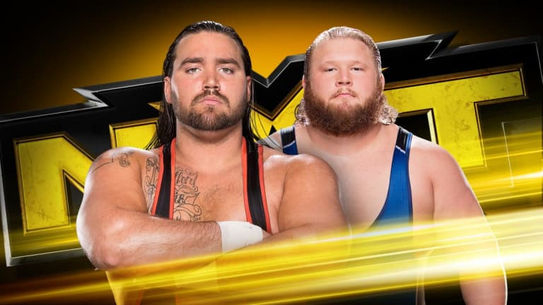 New Call-Ups Work Dark Matches After Smackdown
