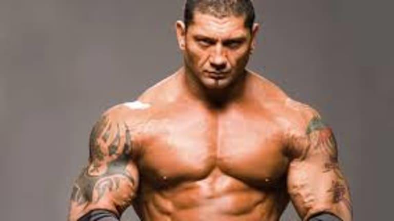 Batista Teases WWE Return